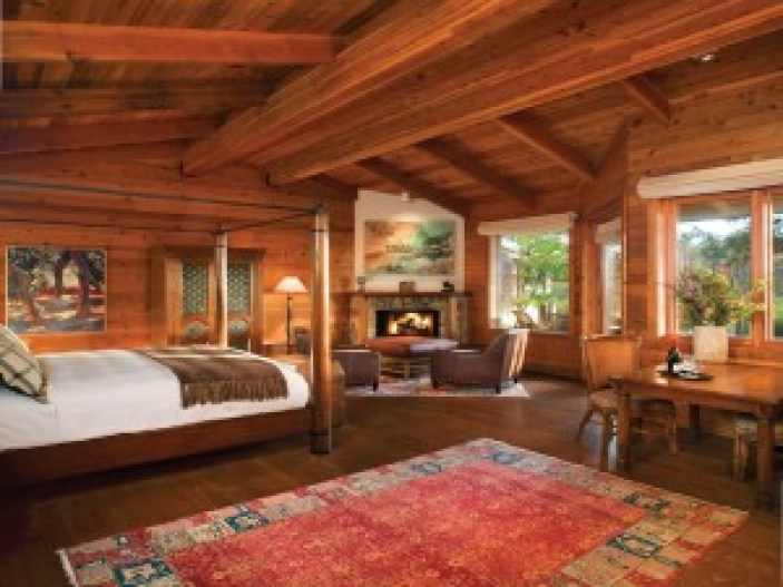 Ventana Inn & Spa, Big Sur, CA