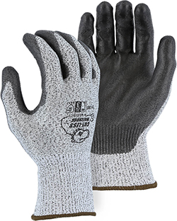 Cut-Less Watchdog® Seamless Knit Glove with Polyurethane Palm Coating