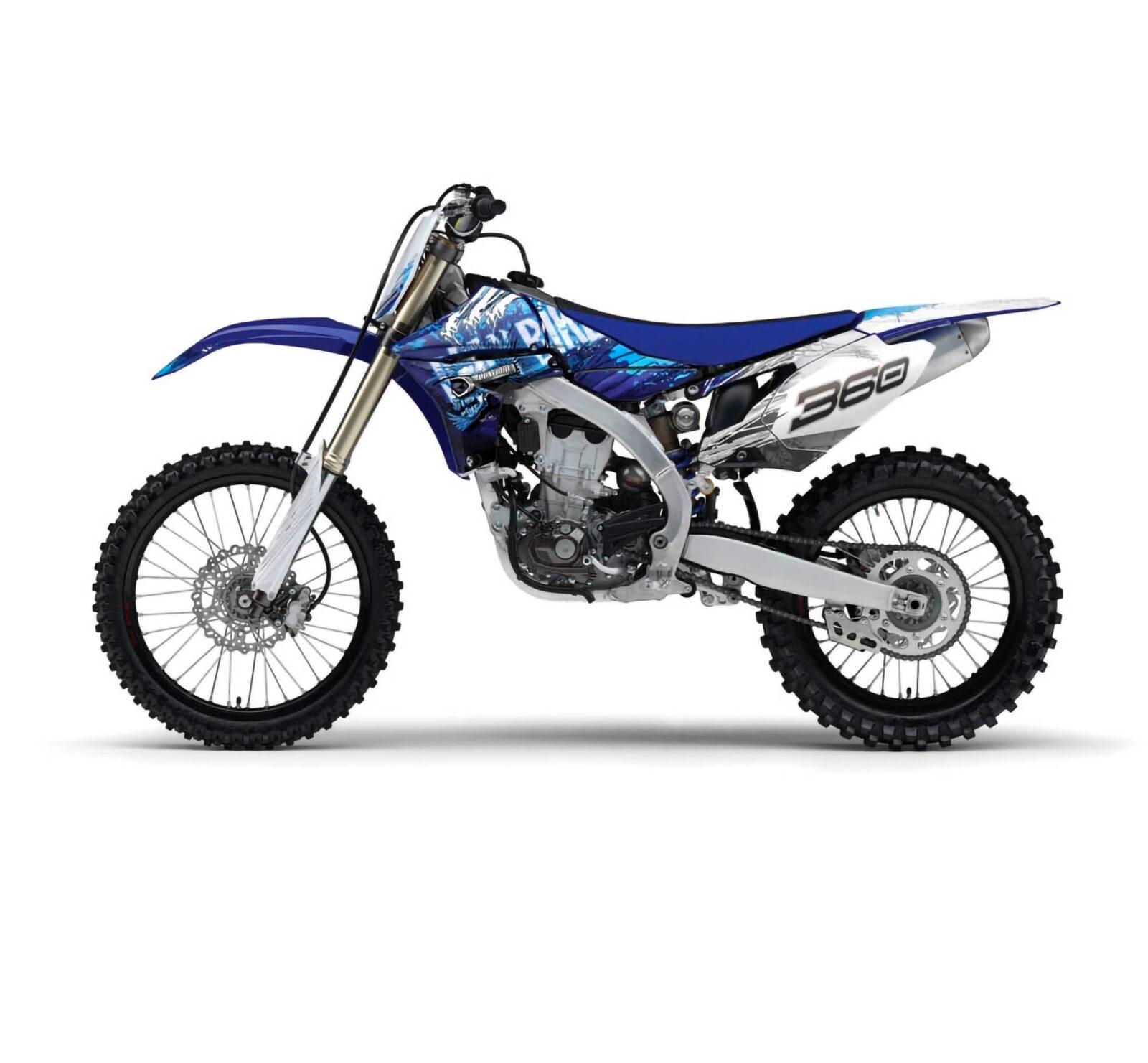 Yamaha Yz250f 450f