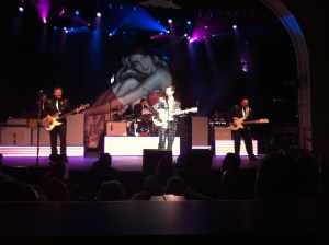 Chris Isaak Concert 7/11