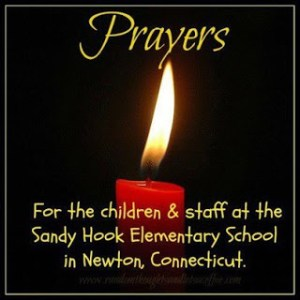 prayers for Connecticut