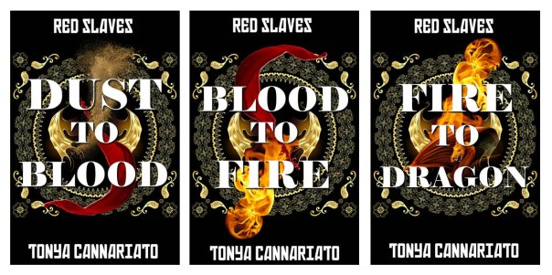Red Slaves Trilogy