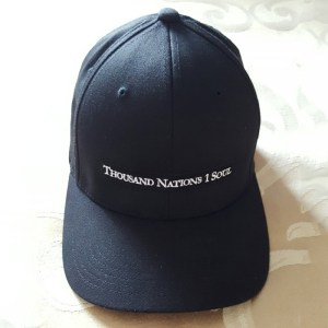 TN1S Box Logo Hat