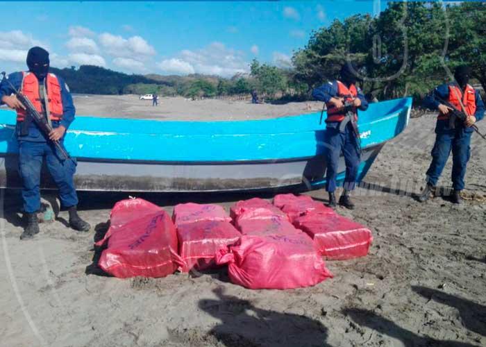nicaragua, rivas, operativo antinarcotico,