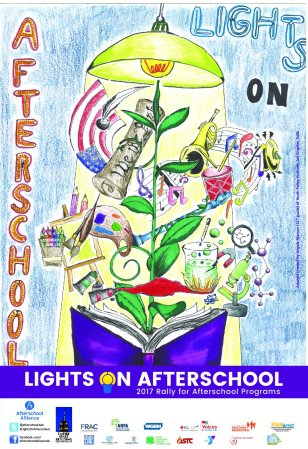 Lights On Afterschool 2017 Poster