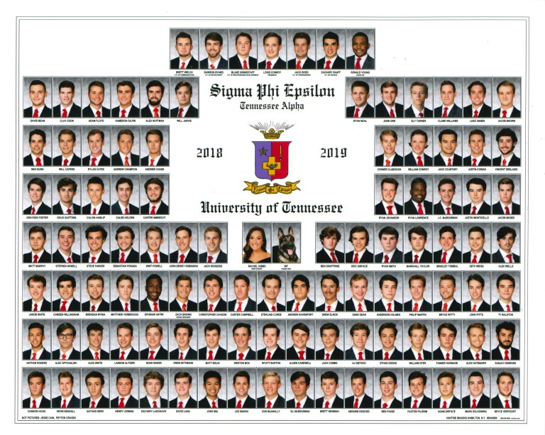 Tennessee Alpha Composite 2018-2019