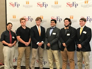 2018 Balanced Man Scholarship winners
