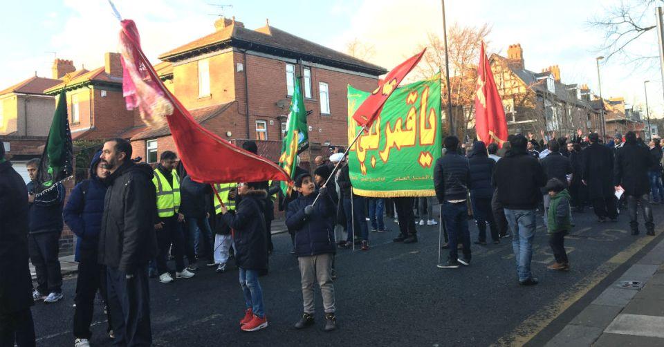 راهپیمایی اربعین حسینی، پیادهروی