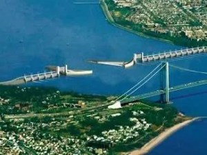 NY surge barrier proposal
