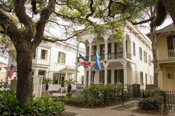 Nouveau Monde - NOUVELLE-ORLEANS-c-Degas-House