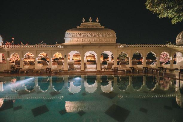 Inde Rajasthan - Taj Lake Palace