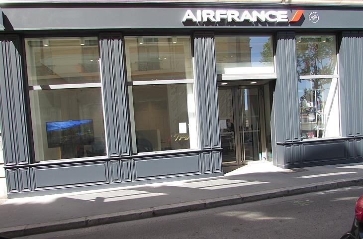 Air France Lyon