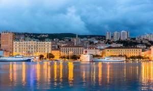 Croatie Rijeka