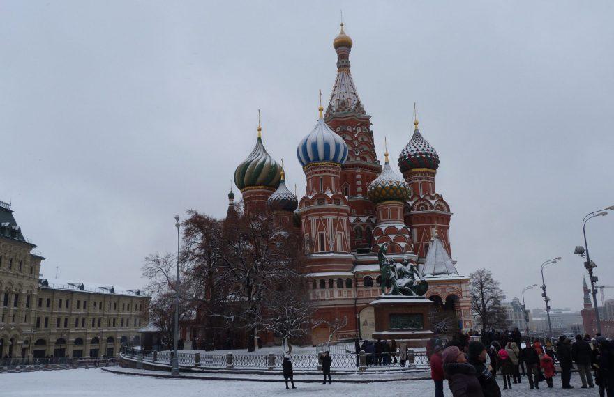 Russie évènement Moscou