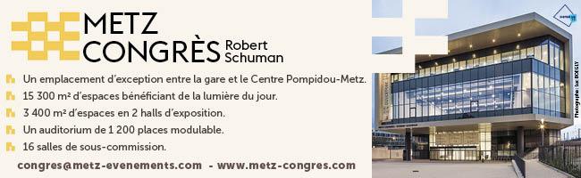 Congrès Metz évènements