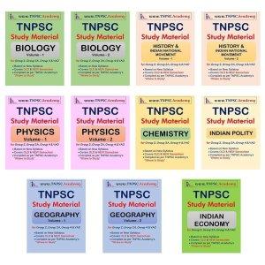 TNPSC Books