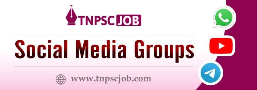 TNPSCJOB Social Media Group Links