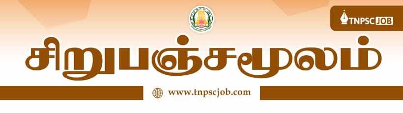TNPSC Tamil Notes - sirupanjamoolam - சிறுபஞ்சமூலம்
