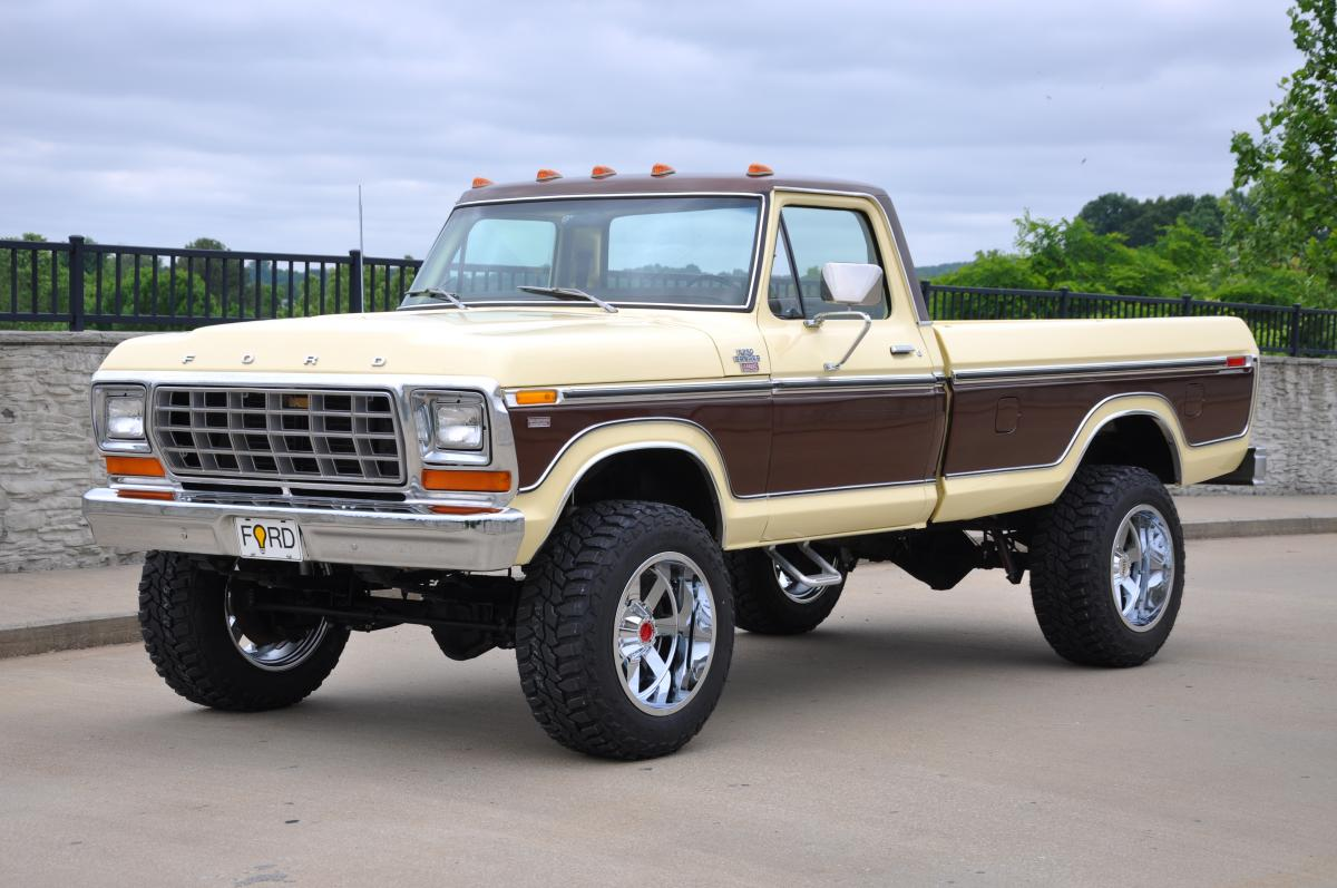 1970 Ford F 250 Highboy 1969 4x4