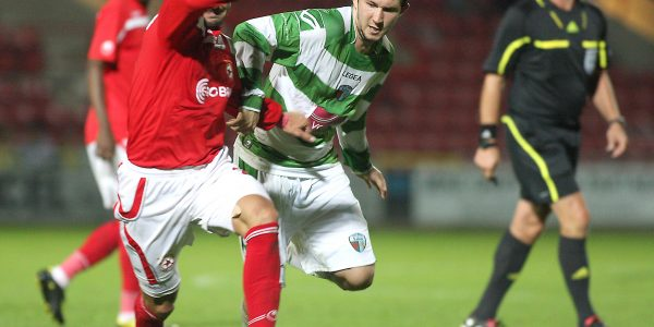 Europa League 4th Round Play off 2nd Leg