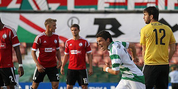 Legia Warsaw home3