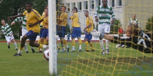 UEFA Champions League 1st Qualifying Round 2nd  leg