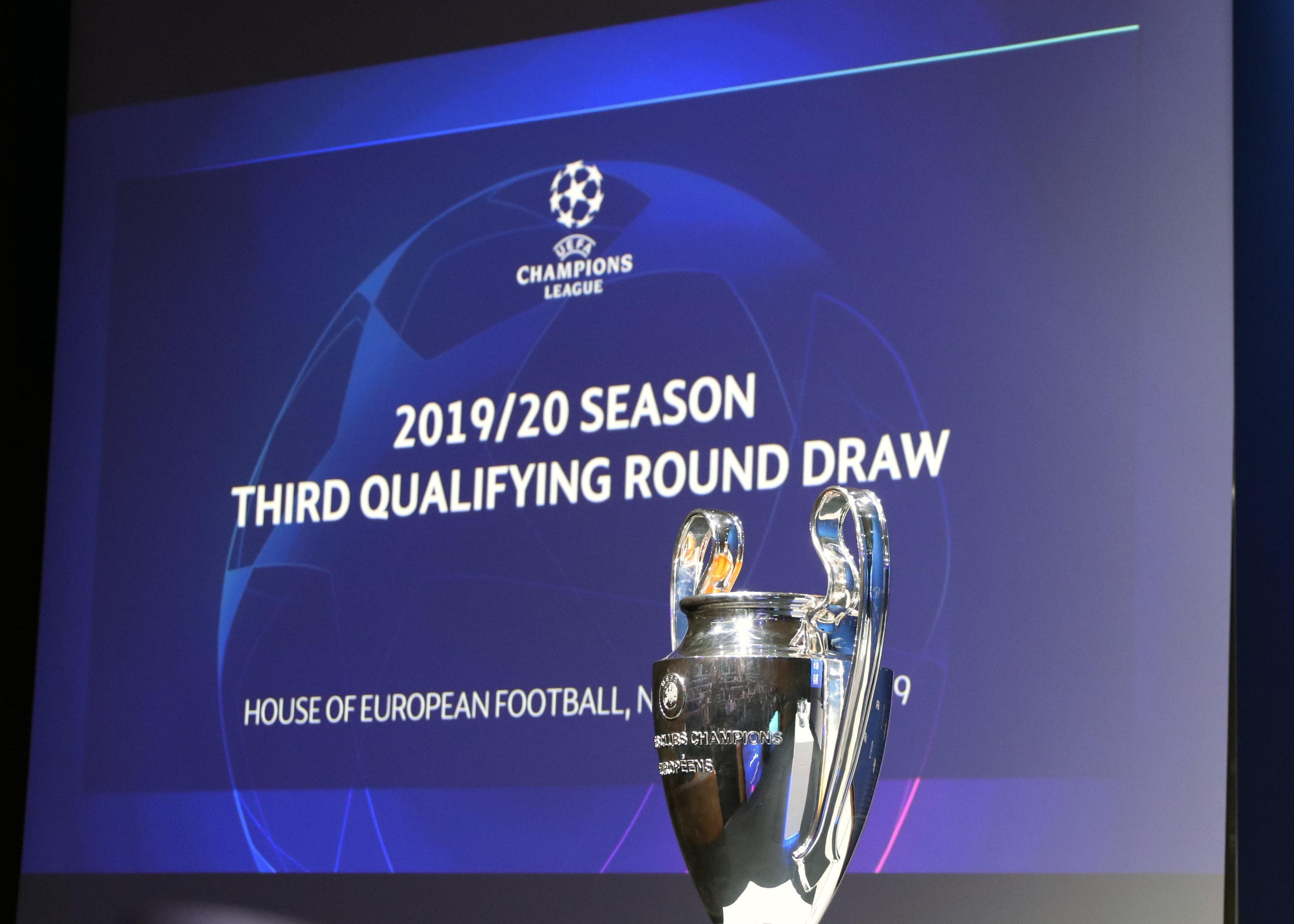 Saints Learn Euro Fate At Uefa Champions League And Europa