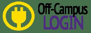 Off-Campus Login button