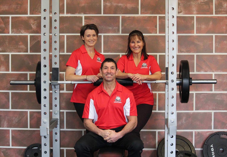 TnT Metabolic Igniters - Coaching Staff