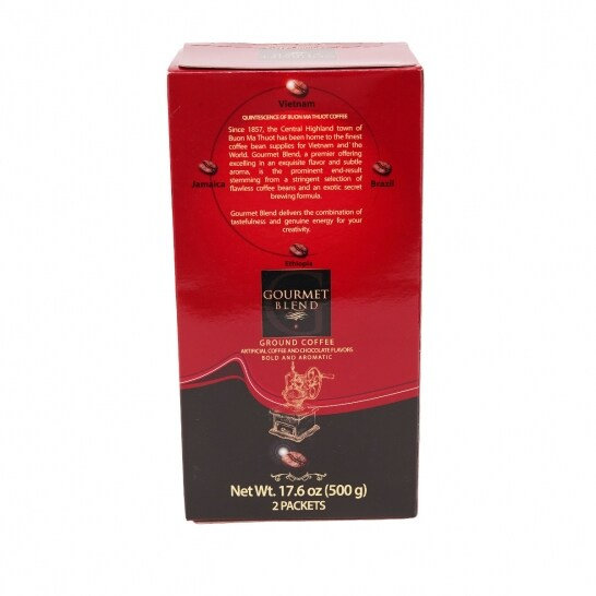 TRUNG NGUYEN GOURMET BLEND GROUND COFFEE | T&T Supermarket