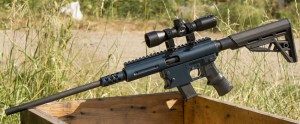 Aero Survival Rifle  Midnight Blue 9MM