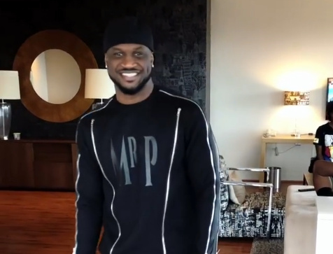 Peter Okoye To Unveil New Clothing Line Soon