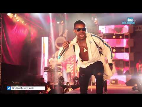 What Happened To Small Doctor @ Dj Kaywise JOOR Concert 3, The Moment He Attempted To Spray Money    Watch