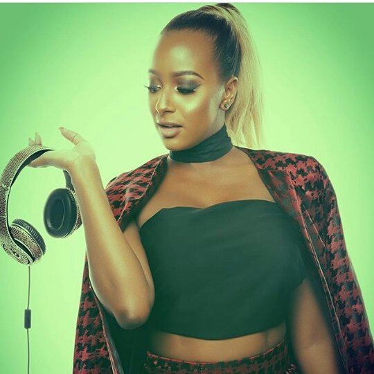 DJ Cuppy Announce Sendig 10 People To The University This Year 2018