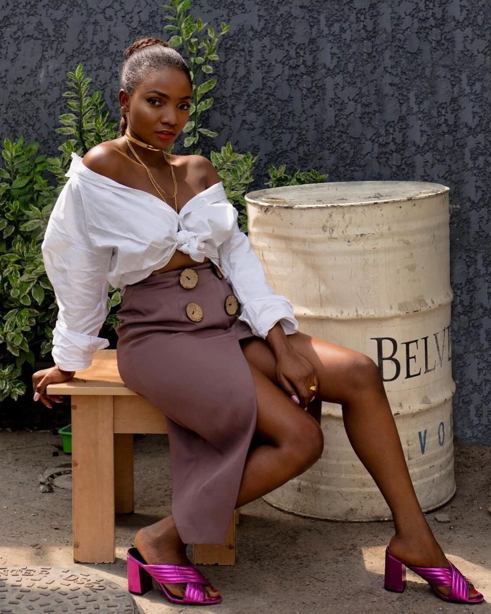 My Music  Career Is Important To Me Than My Dressing Styles – Simi