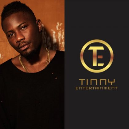 YCEE's Tinny Entertainment Proclaim End Of Contract With Sony Music Africa