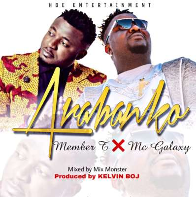 Member T ft. MC Galaxy – Arabanko