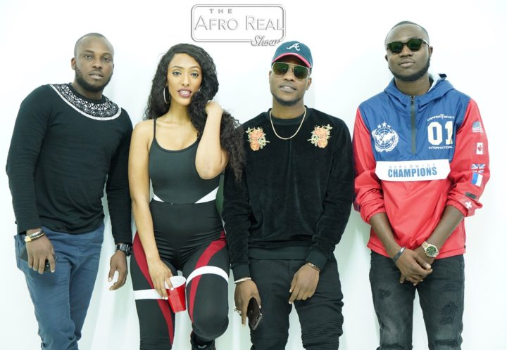 VIDEO: L.A.X Explains Why He Left Starboy On The Afro-Real Show