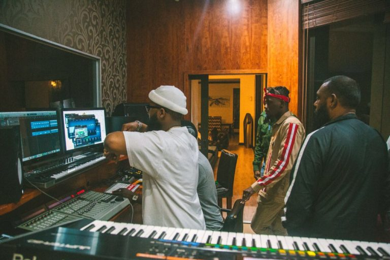 YCEE And Cassper Nyovest Link Up To Work On A New Track