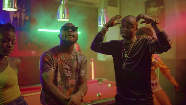 VIDEO : Murphy Mccarthy ft. Davido – Too Risky