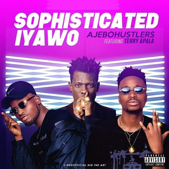 VIDEO: Ajebo Hustlers ft. Terry Apala - Sophisticated Iyawo