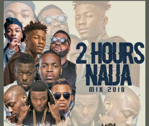 DJ Hol Up – New Naija Mix Tape 2018 ft. Davido, King Perryy, Wizkid, Tiwa Savage, Timaya & More