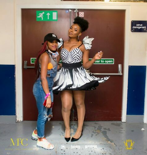 """Yemi Alade Sells Out & Rocks O2 Academy for """"Black Magic"""" Tour"""