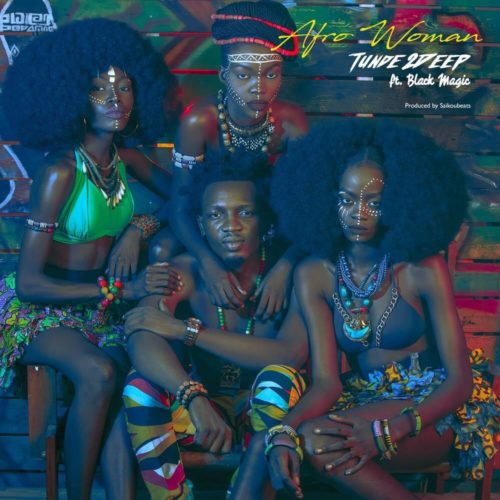 Tunde 2deep ft. Black Magic - Afro Woman