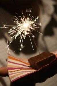 Happy Birthday Sparkler