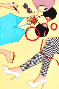 Set of Stylish Fashion Clothes