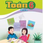 Sách giáo khoa mới Toán lớp 6 cánh diều tập 2