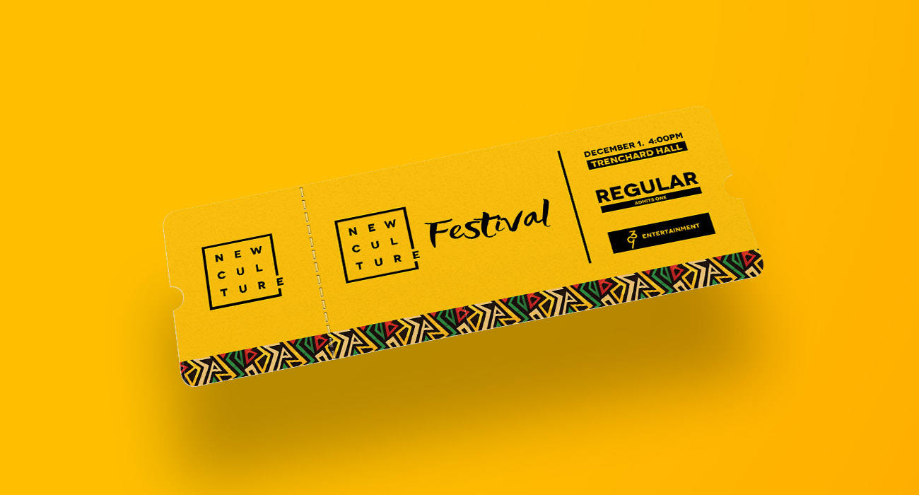 New Culture Festival Tickets