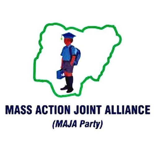 Mass Action Joint Alliance Party Logo
