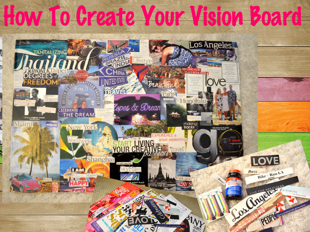 Vision Board Building Guide